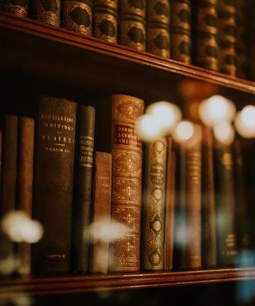 Ormus Knowledge bookshelf creates wisdom